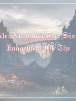 Ale: Xithymia The Sixth Judgement Of The Darkest Fate